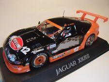 Scalextric jaguar xkrs #12 autocon motors c2785 para autorennbahn miniatura 1:32