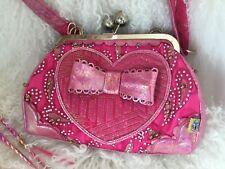 1c62f586ca255 Irregular Choice Magic Handtasche Pink Gold NEU Schulter Umhängetasche 👛  Perlen