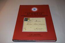 225 Corinphila Briefmarken Auktion Schweiz June 2018 Philatelic Catalogue