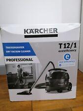 Karcher T12/1 eco!efficiency Dry Vacuum Cleaner
