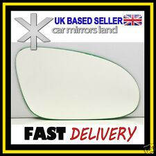 Right Driver Wing Car Mirror Glass Replacement VW PASSAT B6 2005-2010