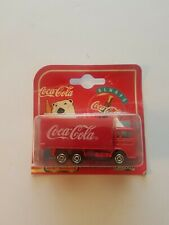 Coca Cola delivery truck by majorette new sealed in package