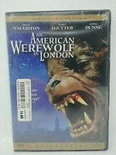 An American Werewolf In London Dvd 2001 Widescreen Collector's Edition New