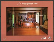 Portugal Art Stamps 2020 MNH Madeira Photography Museum Atelier Vicente's 1v M/S