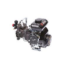 MOTOPOMPA A SCOPPIO MOTORE RATO R100 4T 2,5HP 20L/M POMPA AR202 A MEMBRANE 20BAR