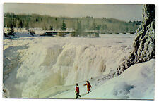 Port Arthur-Fort Williams Kakabeka Falls Niagra Of The North Postcard 1950s