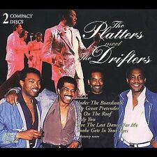 The Platters & The Drifters : Platters Meet the Drifters CD