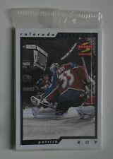 NHL Hockey Cards Sealed Promo Pack ~ 1996 SCORE Patrick Roy & Saku Koivu