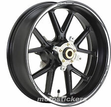 Adesivi cerchi tuning per Ducati STREETFIGHTER - stickers wheels
