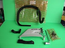 STIHL MS341 MS361 CHAINSAW 3/4 WRAP HANDLE BAR WITH SIDE COVER  1135 007 1007