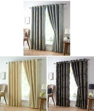 Polyester Embroidered Curtains & Pelmets