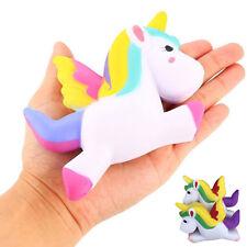 Kawaii Unicorn Squishy Slow Rising Cartoon Doll Cream Scented Decompression Toys
