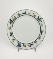 A85/bluebirds Arzberg Bluebirds piatto frutta - porcellana - cucina - tavola