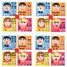 3D Facial Features Puzzles DIY Educational Toys For Children Recognition Train
