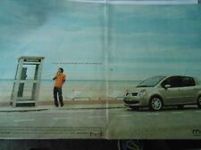 Publicité 2005  Renault Modus