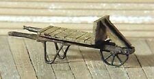 S SCALE Sn3 1/64 WISEMAN MODEL SERVICES DETAIL PARTS: S401 FLATBED WHEEL BARROW