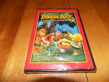 FRAGGLE ROCK Dance Your Cares Away Muppets Jim Henson Classic DVD SEALED NEW