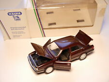 Audi 90 B2 81/85 QUATTRO in rot-braun red-brown metallic, Schabak in 1:43 boxed!
