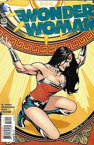 Wonder Woman Comic 52 Cover A Yanick Paquette First Print 2016 Meredith Finch DC