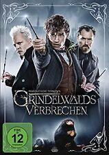 Phantastische Tierwesen 2 Grindelwalds Verbrechen DVD Teil 2 NEU Vorbestellung