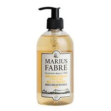 Marius Fabre Savon liquide de Marseille, à l'huile de coprah - MIEL - 400ml