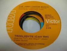 "Soul 45 THE JIMMY CASTOR BUNCH Troglodyte (Cave Man) on RCA Victor 7"""