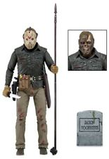 NECA Jason Friday The 13th Ultimate Part 6, 7 Inch Action Figure