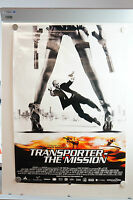 Transporter The Mission Jason Statham gerollt Filmposter Deko P3