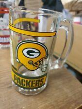 Vintage Glass 12.5 Oz Nfl Green Bay Packers