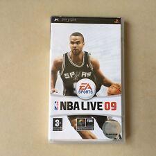 NBA LIVE 09 PSP