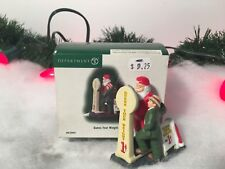 New Department 56 Christmas In The City Guess Your Weight, 1 Cent #59467 Piece