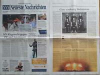 ⭐⭐⭐⭐ Newspaper Rostock ⭐⭐⭐ Rammstein ⭐⭐⭐ Norddeutsche Neuste Nachrichten NNN ⭐⭐