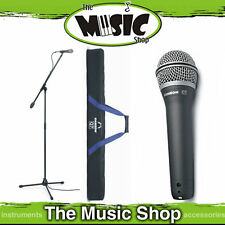 Samson Q7 Dynamic Microphone, Stand, Cable, Clip & Gig Bag Package - Q7VP Pack