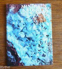 Minéralogie  REVUE MINERAUX ET FOSSILES N° 30  Les Maures - Les Fulgurites