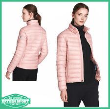 Giubbotto donna invernale North Sails giacca casual collo alto con tasche e zip