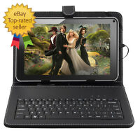 "10""Inch 32GB Google Android 4.4 Kitkat Wifi Quad Core Camera Tablet PC Bluetooth"