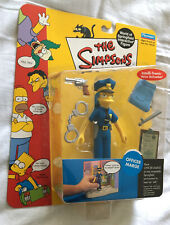 The Simpsons World Of Springfield - Series 7 Action Figure Toy - Officer Marge