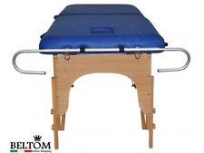 Soporte Portarrollo de aluminio Para Camilla De Masaje mesa Cama banco masajista