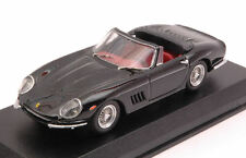 Ferrari 275 Gtb-4 Nart Spyder 1967 Black 1:43 Model BEST MODELS
