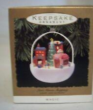 HALLMARK CHRISTMAS ORNAMENT MAGIC LAST MINUTE SHOPPING 1996 ORG BOX