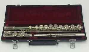 Jupiter Flute Hard Case K. H. S. Instrument Band Orchestral DEFECTS PARTS ONLY