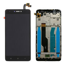 Black LCD Display Touch Screen Digitizer Assembly Frame For Xiaomi Redmi Note 4X