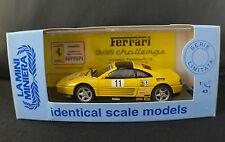 La Mini Miniera 9311◊  Ferrari 348 Challenge 93' Masselli ◊1/43 boxed /boîte MIB