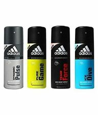 Adidas Pure Game, Team Force, Dynamic Pulse, Ice Dive  Deo Combo  free ship