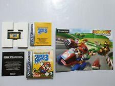 Super Mario ADVANCE 4 Super Mario BROS.3 Game Boy Advance pal España COMPLETO