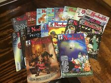 Nodwick #2-36 (Henchmen Publications/09141) comic book collection lot of 17