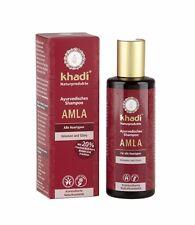 Khadi Shampoo Ayurvedico AMLA 210ml - - tutti i tipi di capelli-Vegan Cruelty Free -
