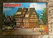 Vintage Vollmer HO Scale Kit 3754 Ratskeller Village Inn