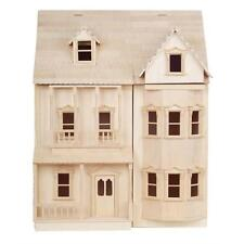 1 12 Scale The Ashburton Ready to Assemble Dolls House DH001
