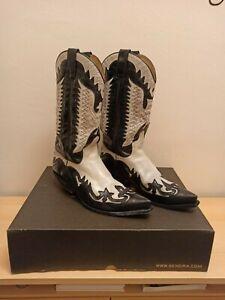 Stivali Cowboy Sendra Modello 3840 come nuovi numero 46